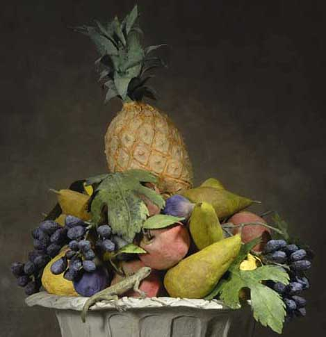 coupe de fruits